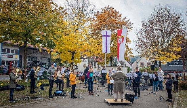 Rückblick: Gemeindefest in Mägerkingen am 18. Oktober 2020